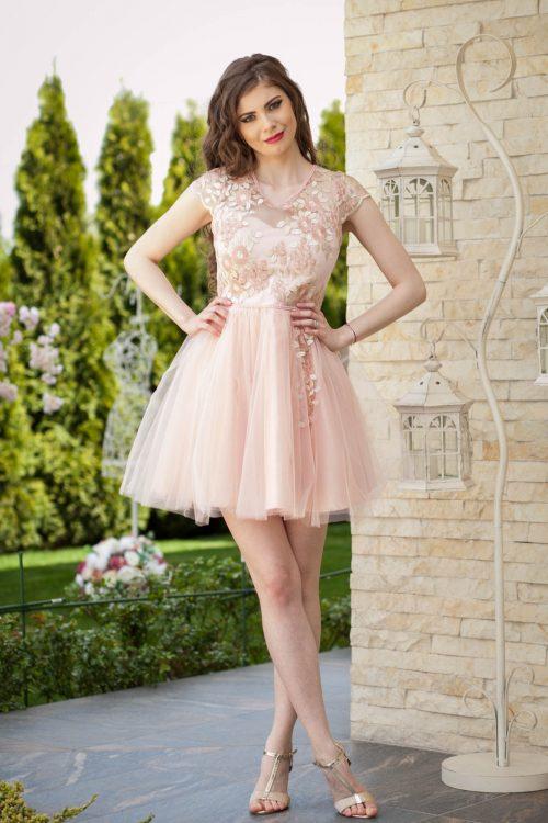 Rochie Pink Dress 1