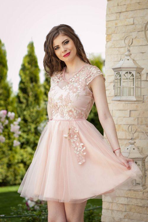 Rochie Pink Dress 2