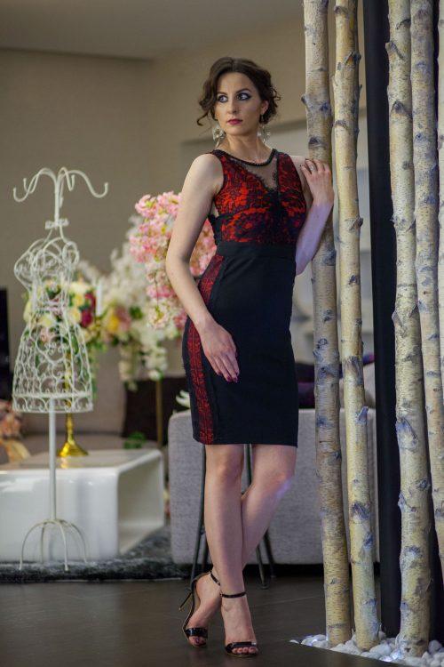 Rochie Rossa 2