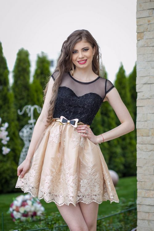 Rochie Shine Tulle 1