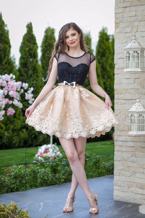 Rochie Shine Tulle 2