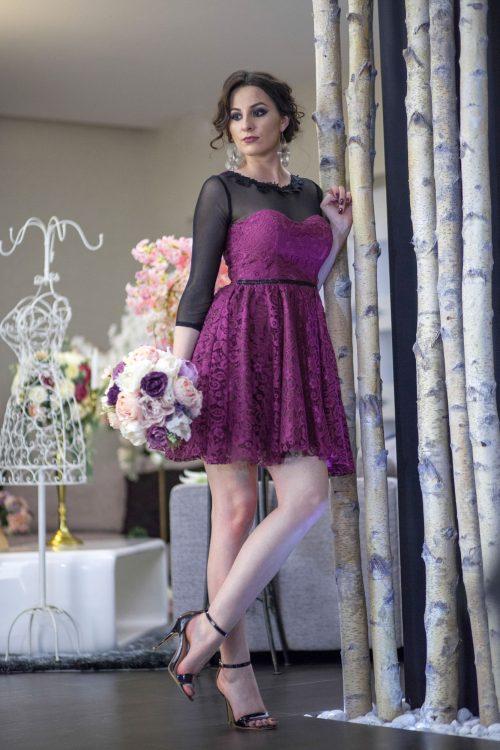 Rochie Velvet Lady 2