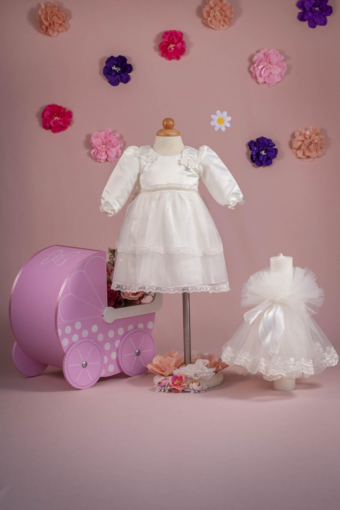 Rochita White Baby 1