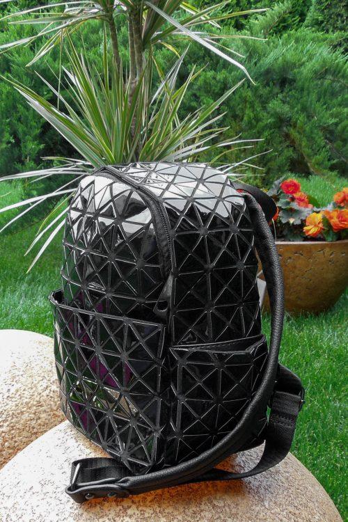 Rucsac Mozaic Black 1