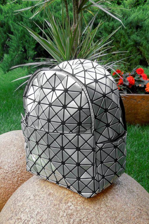 Rucsac Mozaic Silver 1