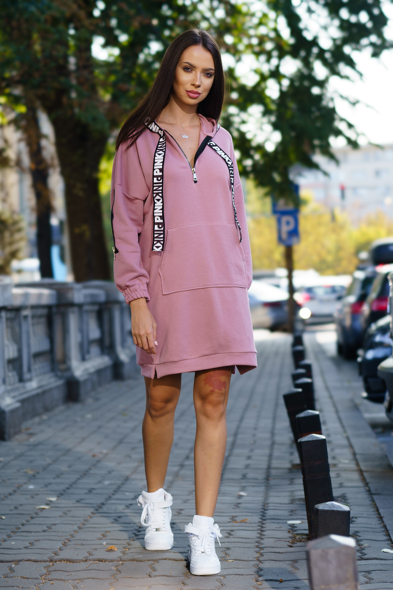 Hanorac Pink 06