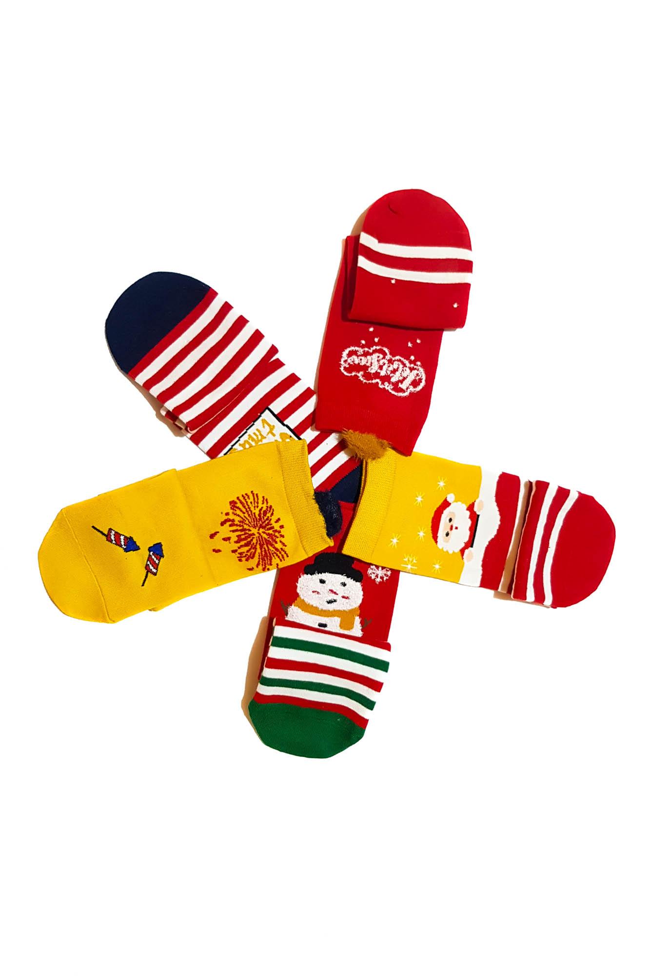 Sosete Christmas Rina 01
