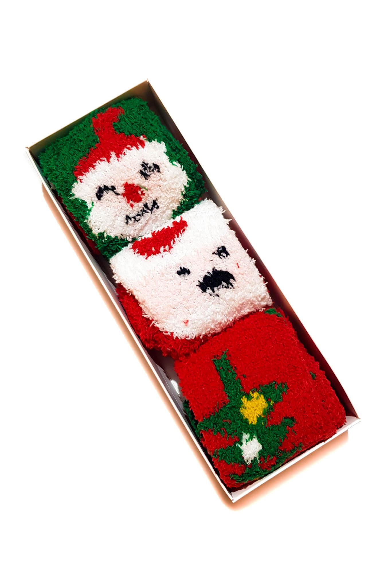 Sosete Happy Christmas Bear 01