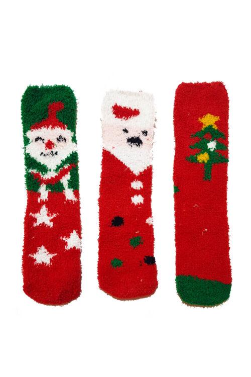 Sosete Happy Christmas Girls 02