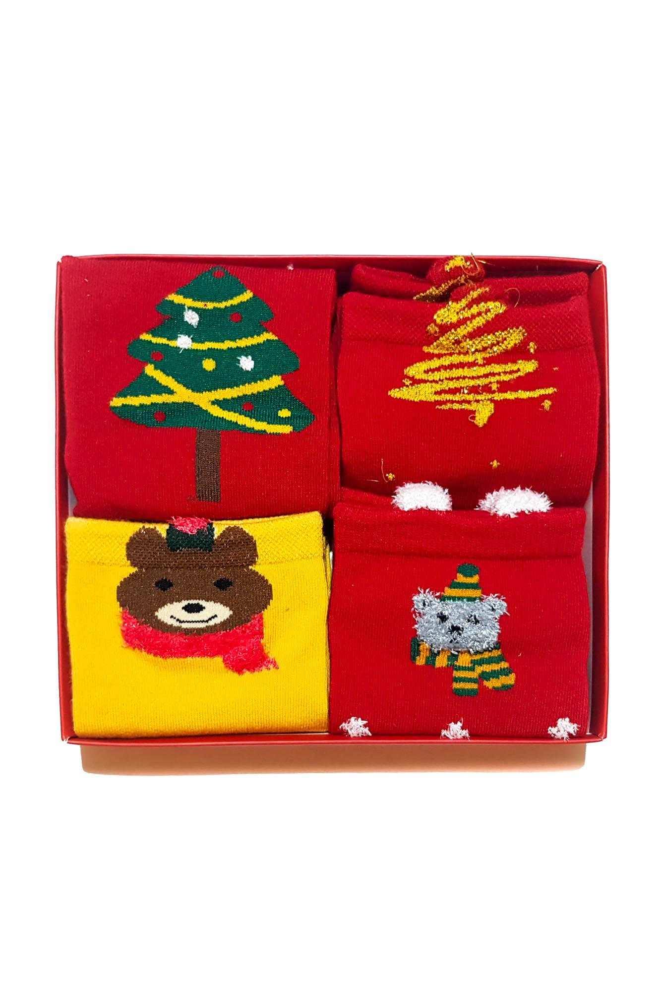 Sosete Happy Christmas Tree 01
