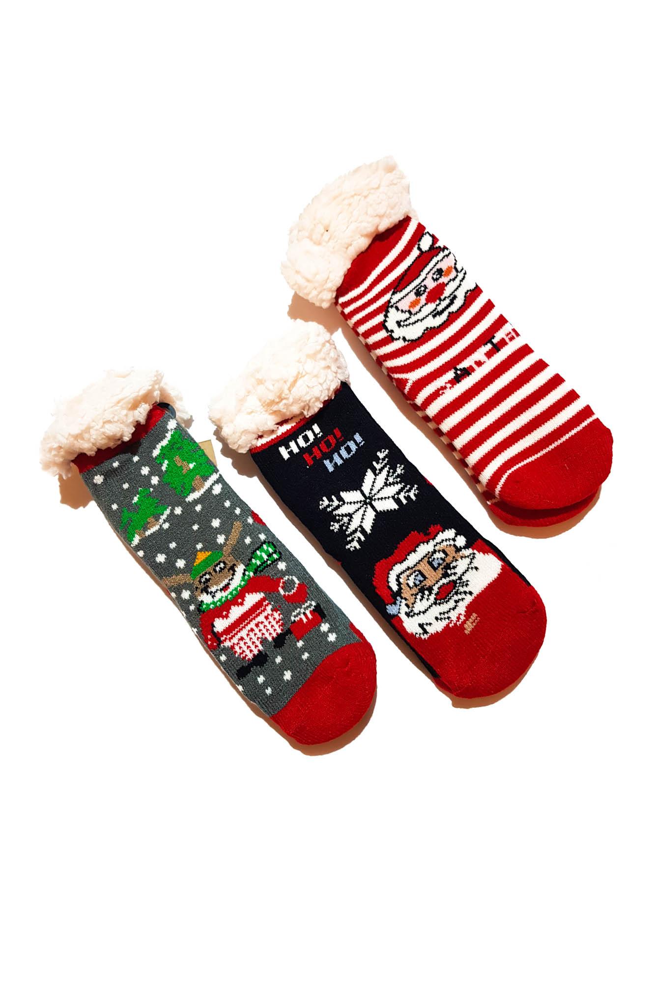 Sosete Kids Winter Christmas 01