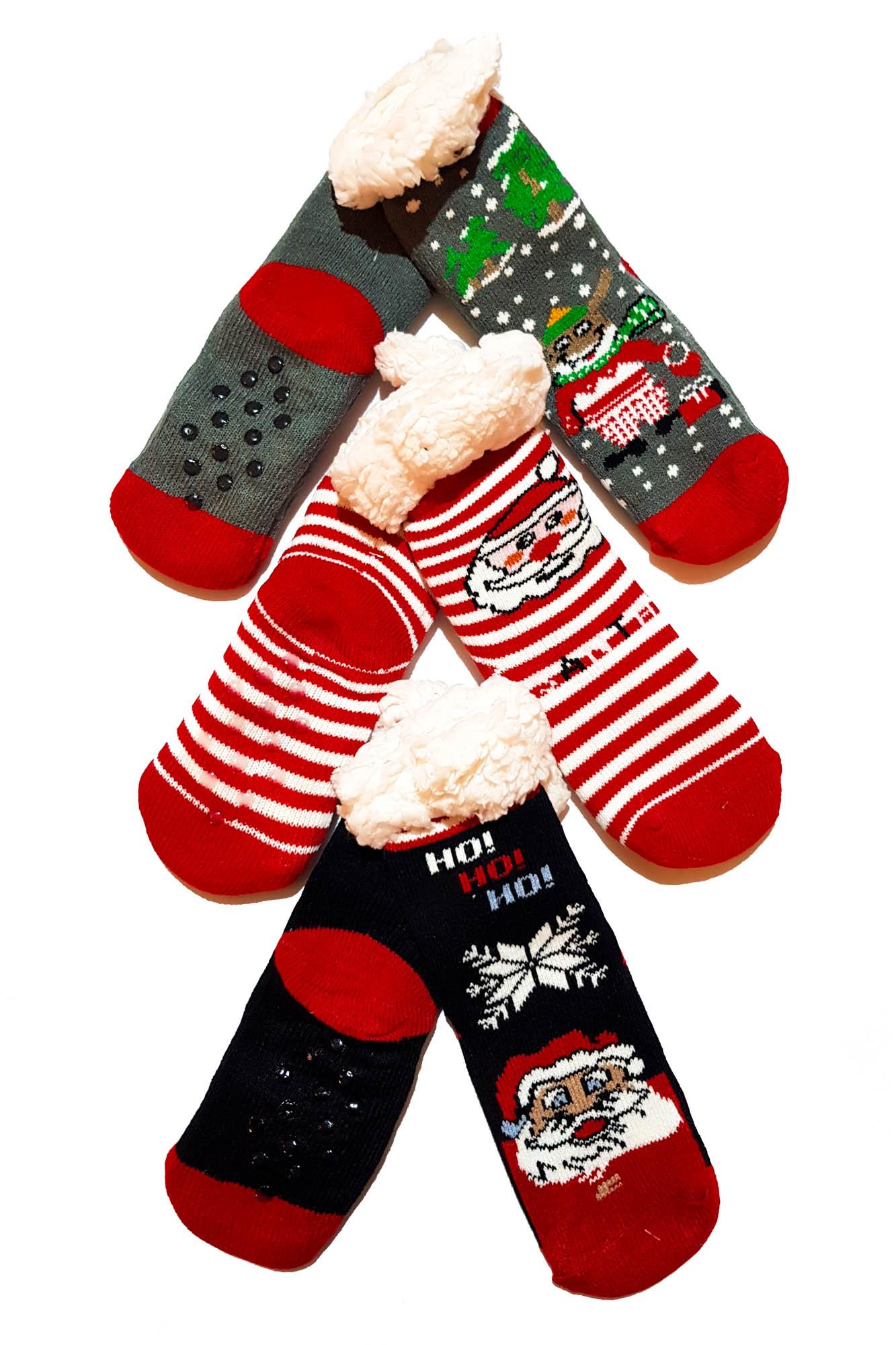 Sosete Winter Christmas 01